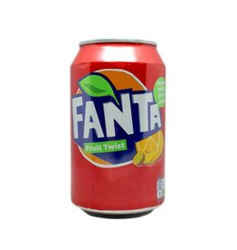 Coca Cola Fanta Fruit Twist 33 cl