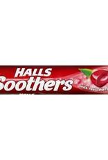 Halls Halls Soothers Cherry