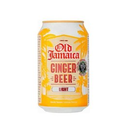Old Jamaica Old Jamaica Ginger Beer Light 33 cl