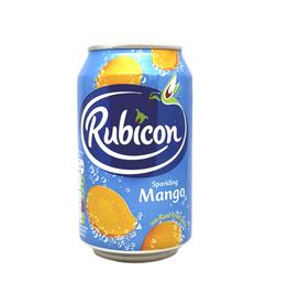 Rubicon Rubicon Sparkling Mango 33 cl