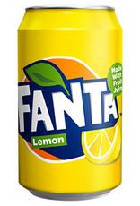 Coca Cola Fanta Lemon 33 cl