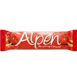 Alpen Alpen Strawberry & Yoghurt