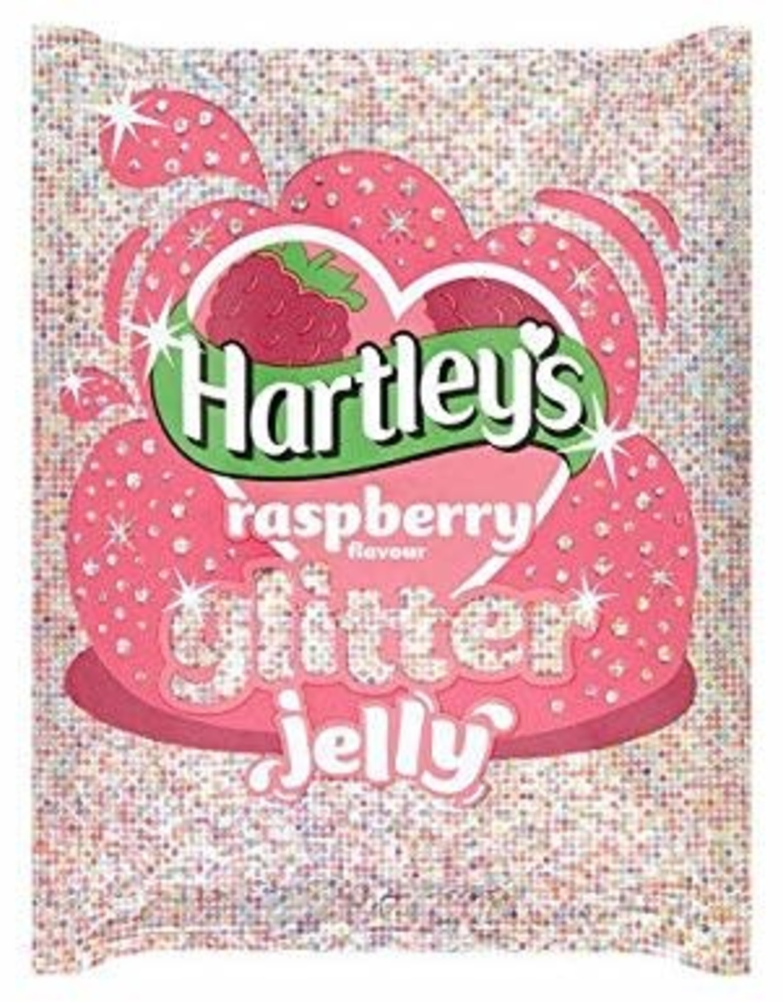 Hartley's Hartley's Raspberry Glitter Jelly