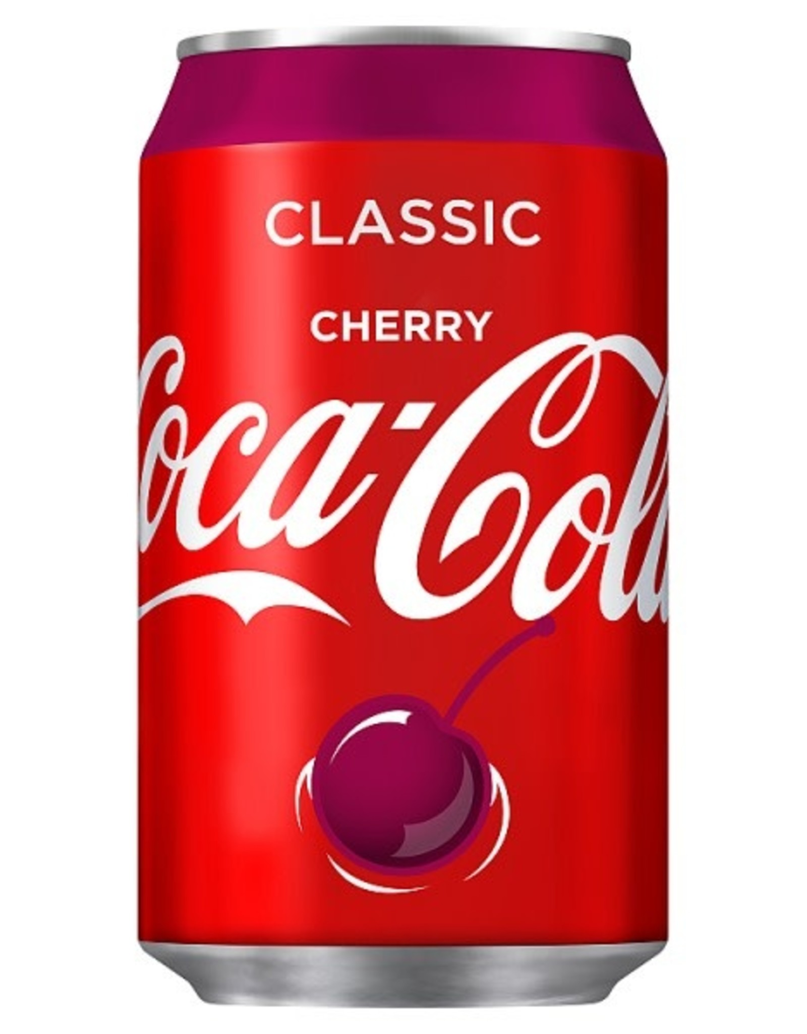 Coca-cola Coca Cola Cherry 33cl