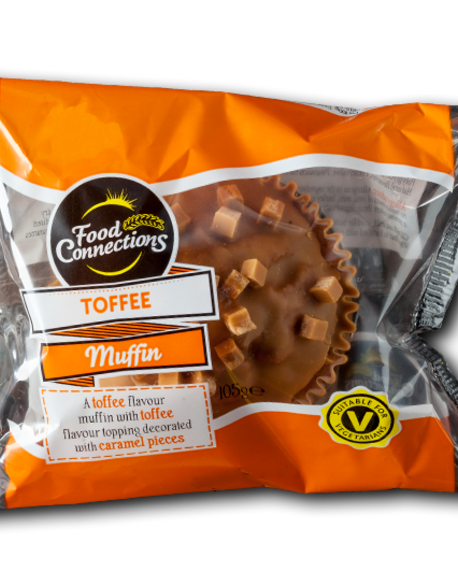 Food Connections Toffee Muffin