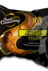 Food Connections Chocolate flavour chip Muffin
