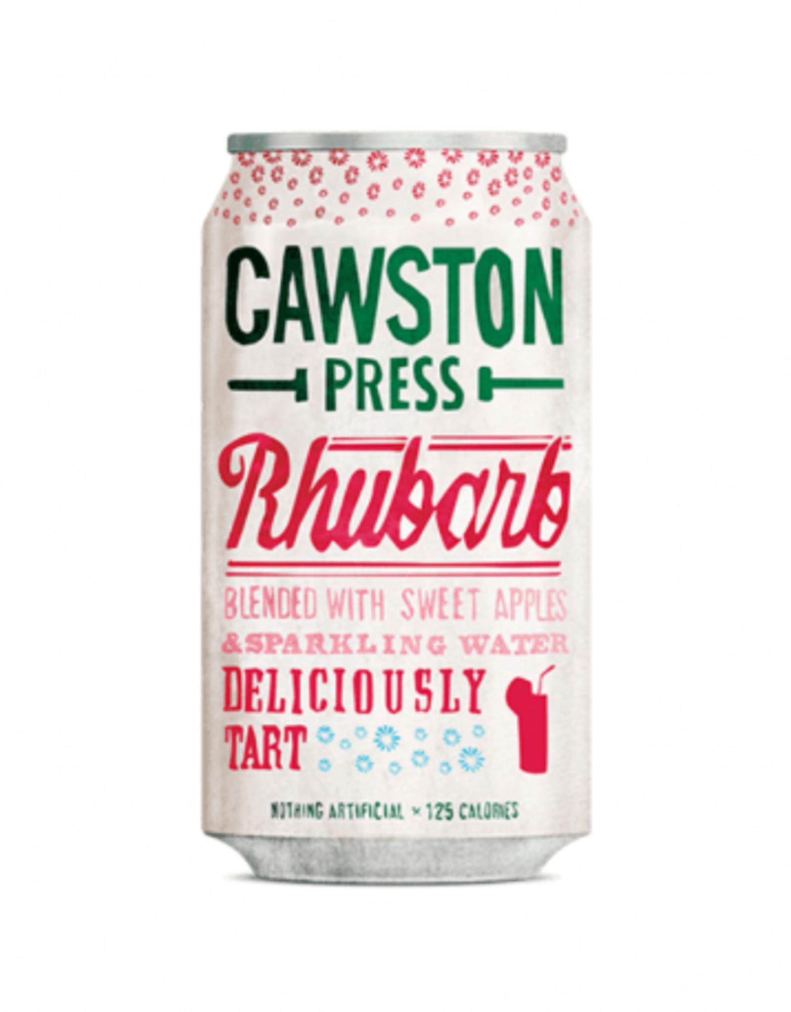 Cawston Press Cawston Press Rhubarb 33 cl