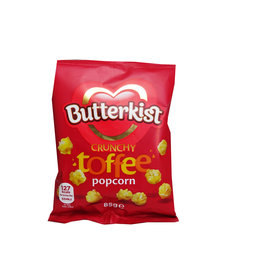 Butterkist Toffee 85g