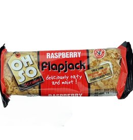 Oh So Scrummy Oh So Scrummy Raspberry Flapjack 110g