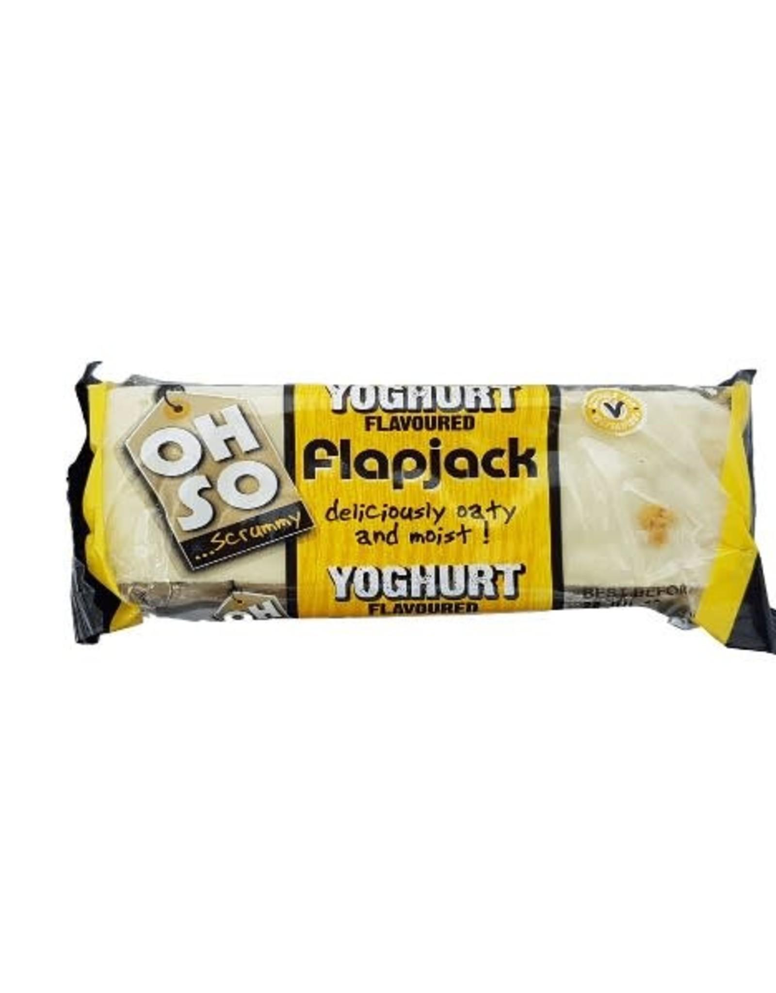 Oh So Scrummy Oh So Scrummy Yoghurt Flavoured Flapjack 110g