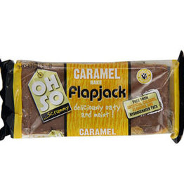 Oh So Scrummy Oh So Scrummy Caramel Flapjack 110g