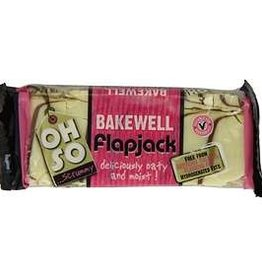 Oh So Scrummy Oh So Scrummy Bakewell Flapjack 110g