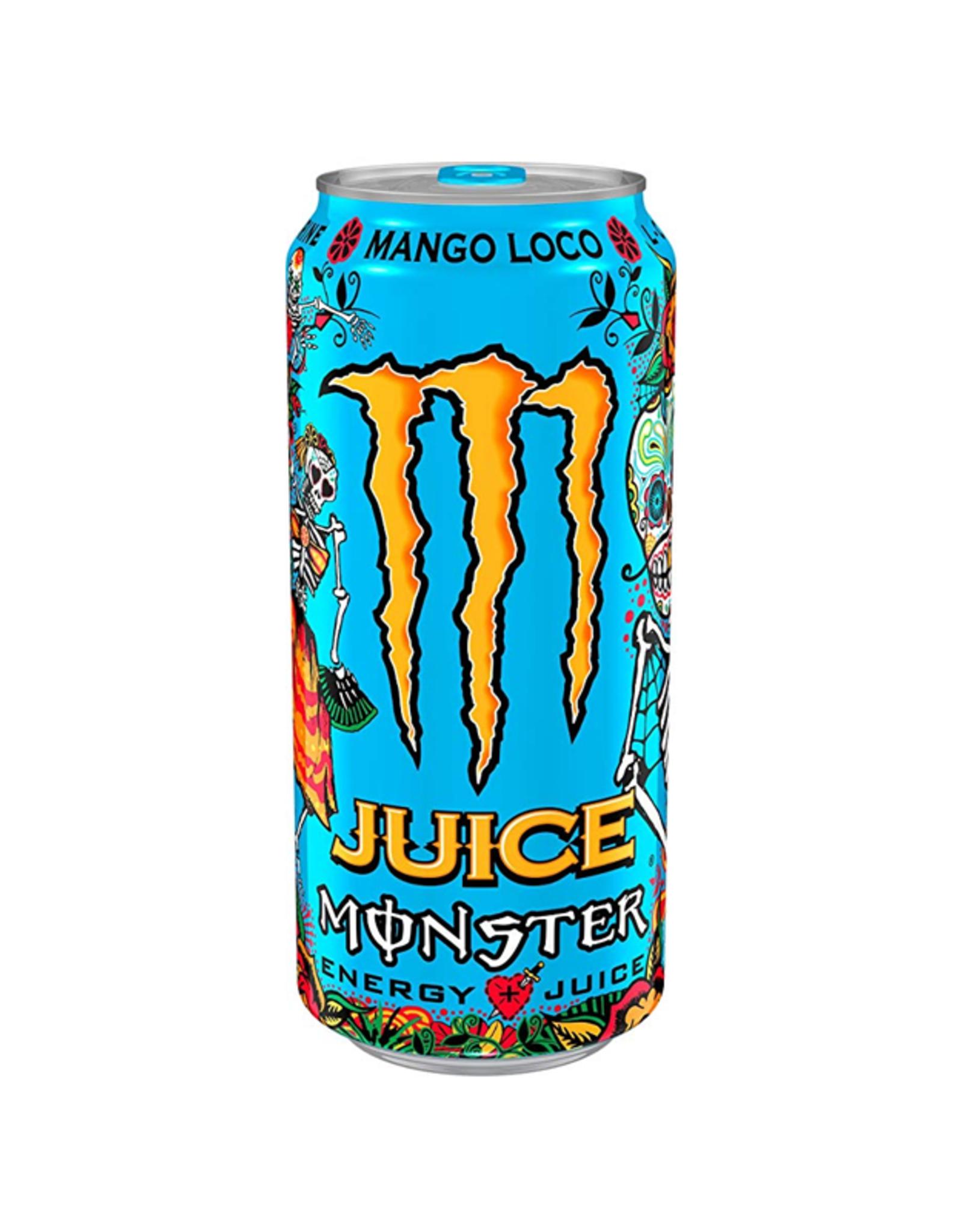 Monster Monster Mango Loco 500 ml