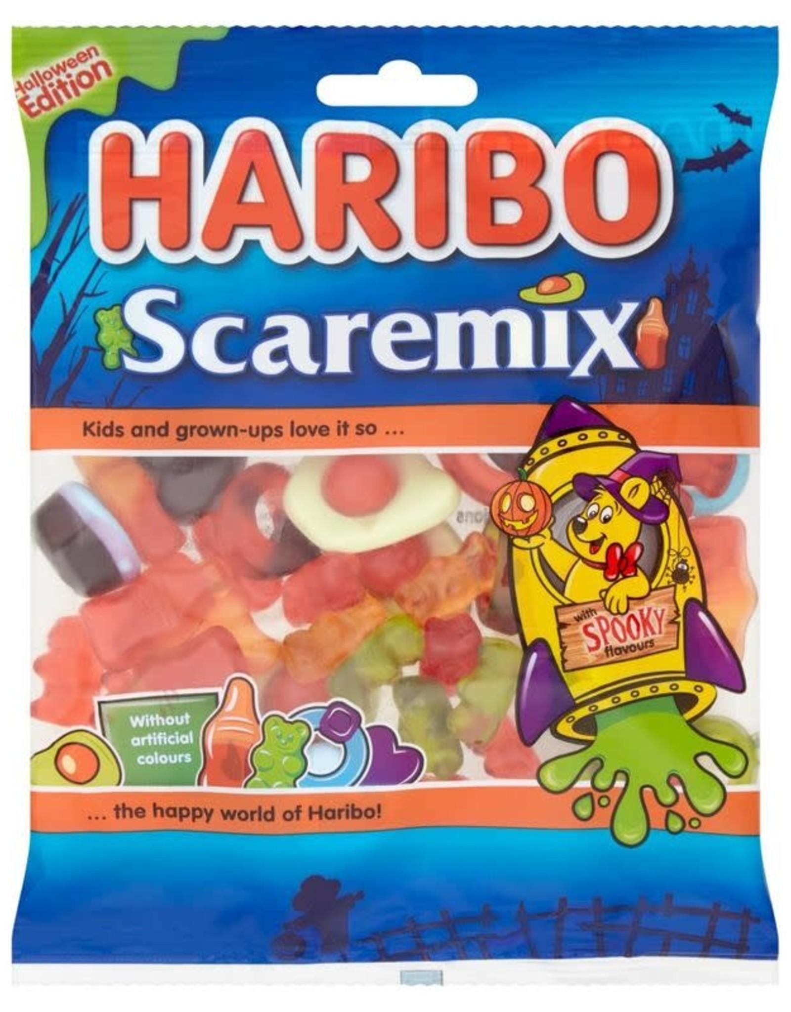 Haribo Haribo Scaremix Halloween 140 g