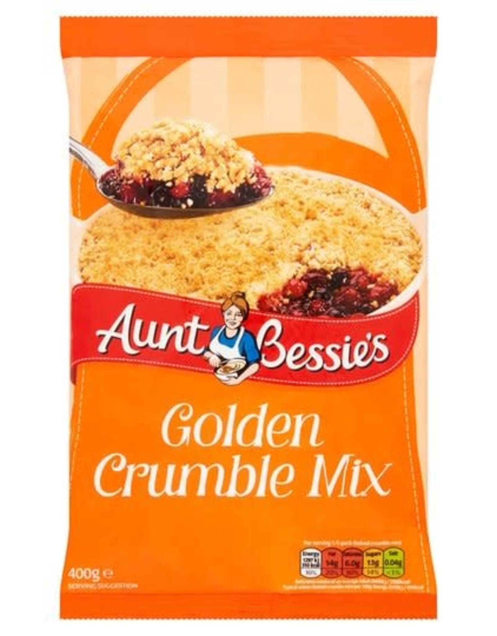 Aunt Bessie's Aunt Bessie's Golden Crumble Mix