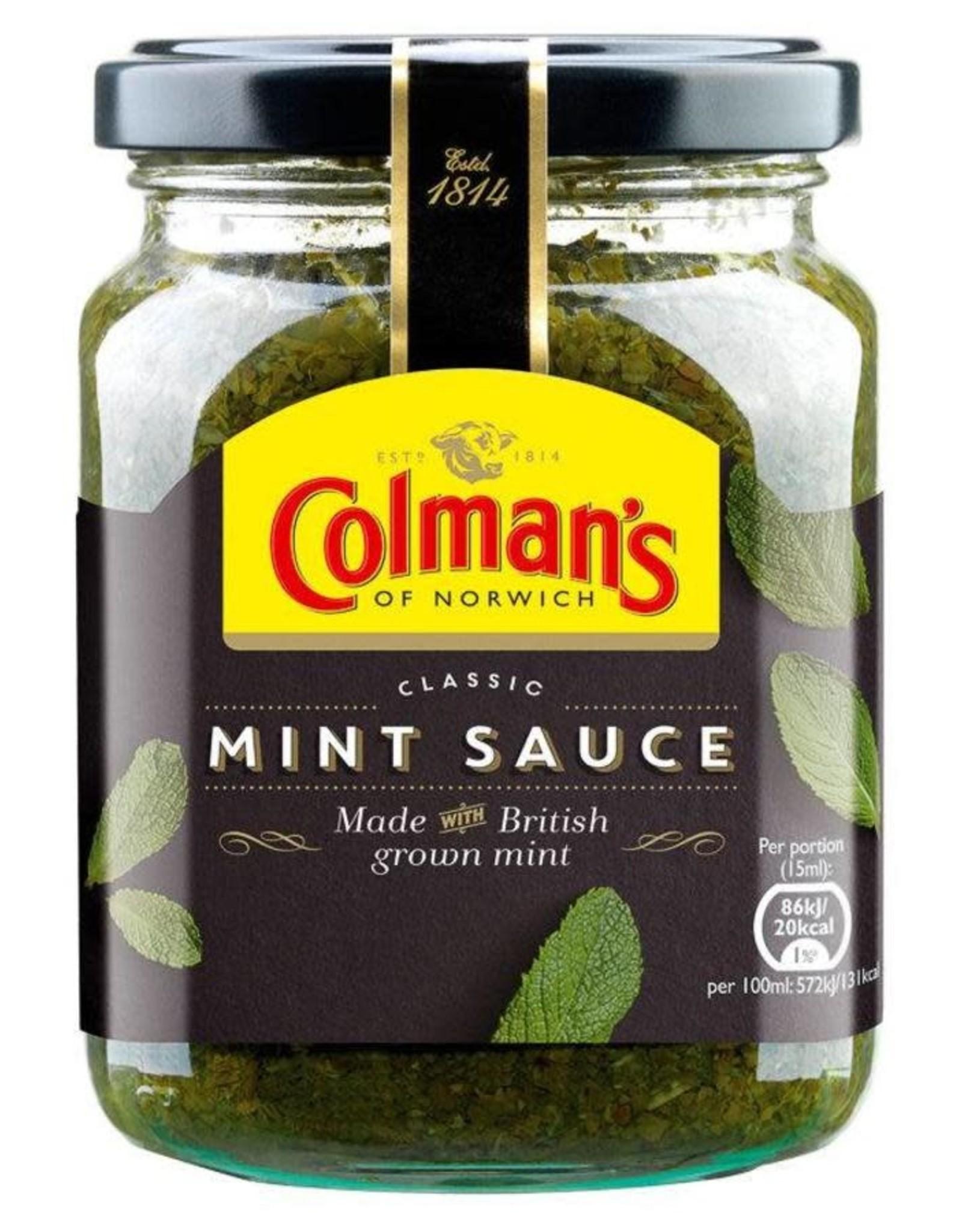 Colman's Colman's Mint Sauce 165 g