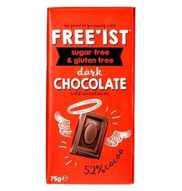 Free Ist Free Ist Sugar free & Gluten free Dark Chocolate 75g