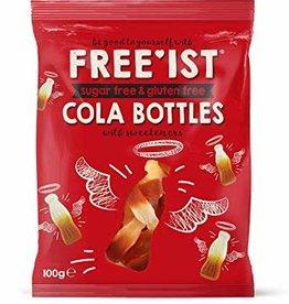Free Ist Free Ist Sugar Free & Gluten Free Cola Bottles 100g