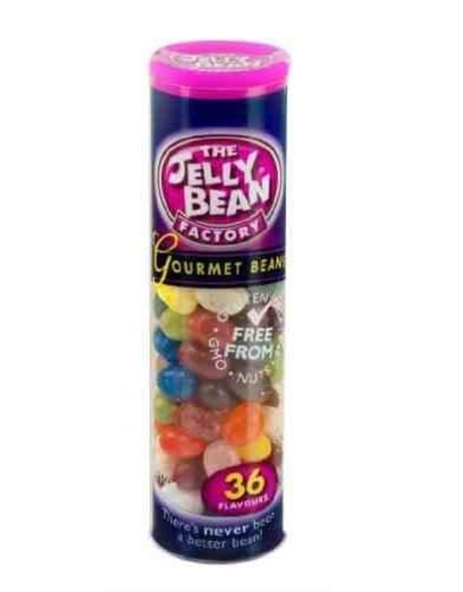 Jelly Bean Factory Gourmet Flavour Tube 95 g