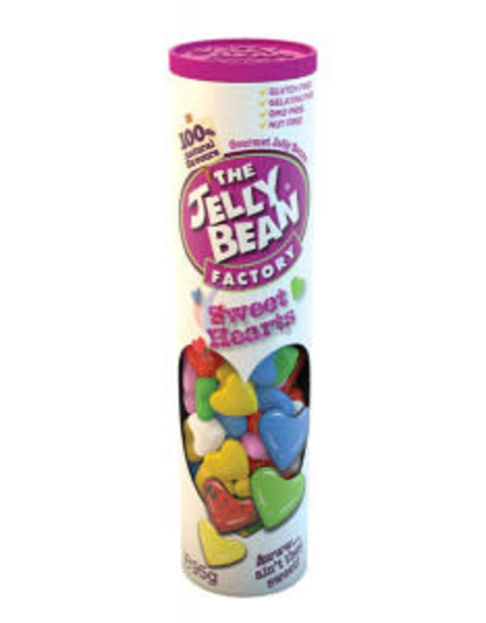 Jelly Bean Factory Sweet Hearts Tube 95 g
