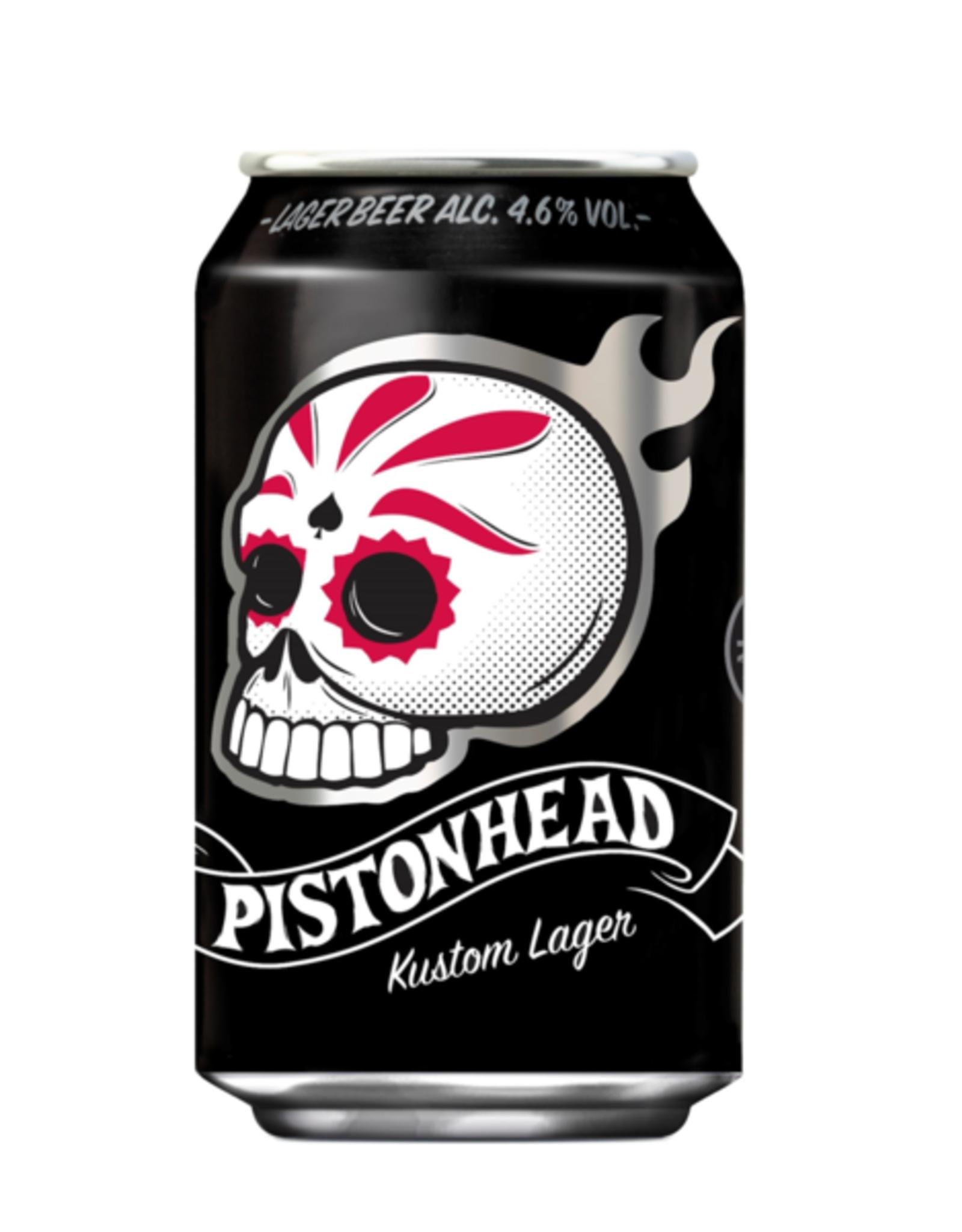 Pistonhead 33 cl