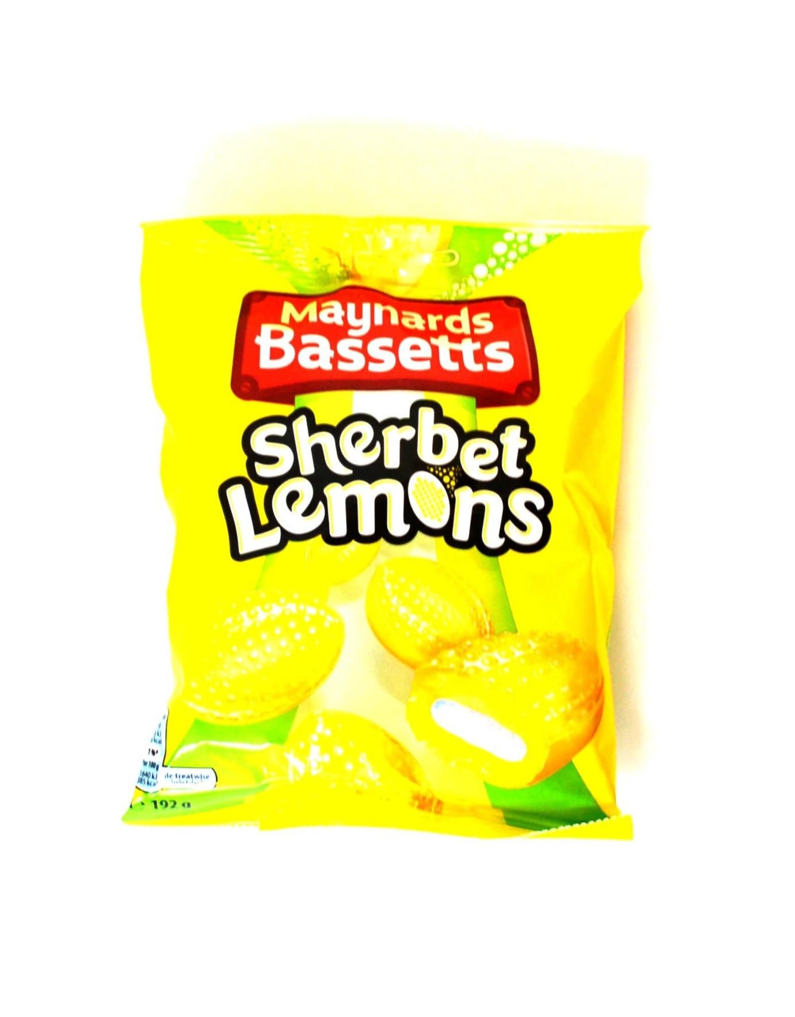 Maynard Maynard Bassets Sherbet Lemons 192 g