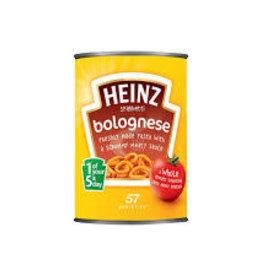 Hunger Breaks Heinz Spaghetti Bolognese 400 g