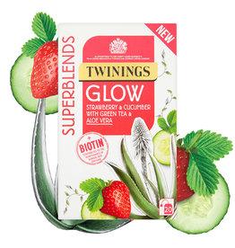 Twinings Twinings Strawberry & Cucumber Glow 20's