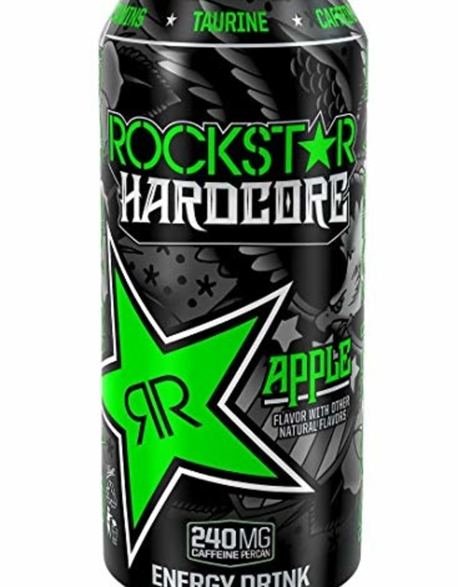 Rockstar Rockstar Hardcore Apple Natural Flavours 50 cl