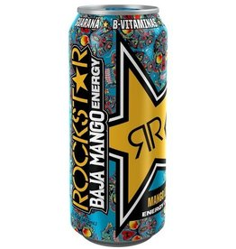 Rockstar Rockstar Baja Juiced  50 cl