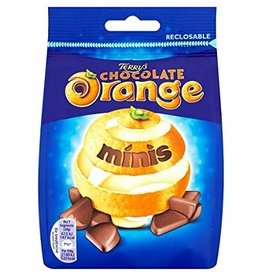 Terry's Terry's Chocolate Orange Mini's 125g