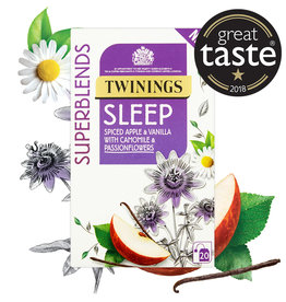 Twinings Twinings Sleep Spiced Apple & Vanilla With Camomile & Passionflowers
