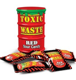 Candy Dynamics Toxic Waste Red Sour Candy