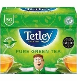 Tetley Tetley's Green Tea 50's