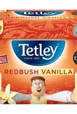 Tetley Tetley Redbush Vanilla 40 Tea bags