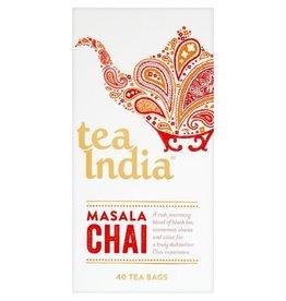 Tea India Tea India Masala Chai 40 Tea bags