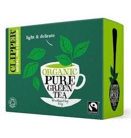 Clipper Clipper Organic Pure Green Tea 80 Bags