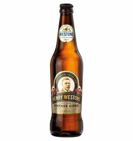 Henry Westons Vintage Cider 50cl
