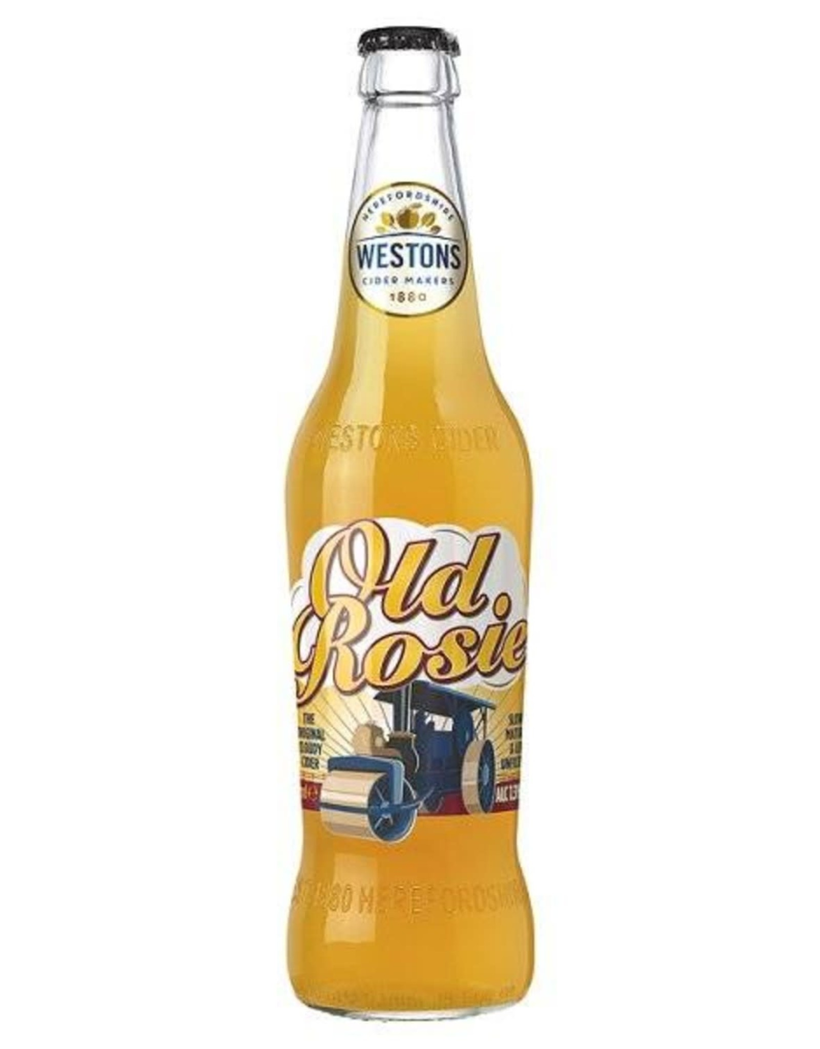 Westons Westons Old Rosie Cloudy Cider 50 cl