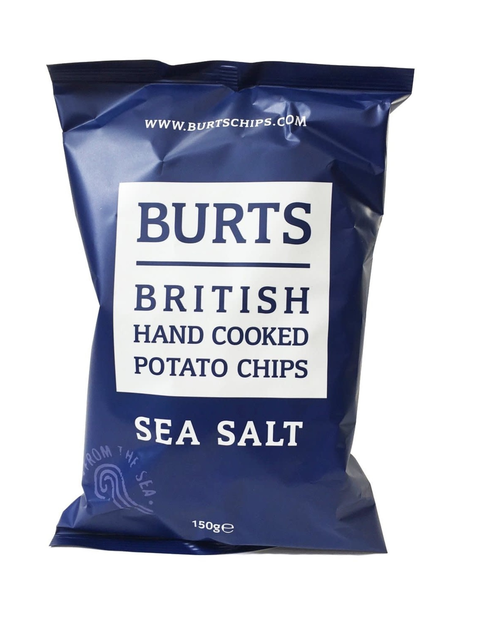 Burts Burts Sea Salt 150 g