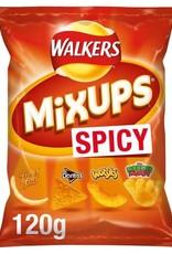 Walkers Walkers Spicy Mixups 120 g