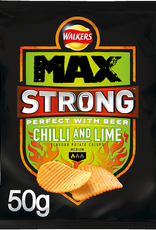 Walkers Walkers Max Strong Chilli & Lime