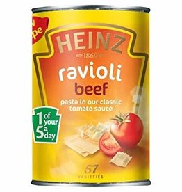 Heinz Heinz Beef Ravioli 400 g