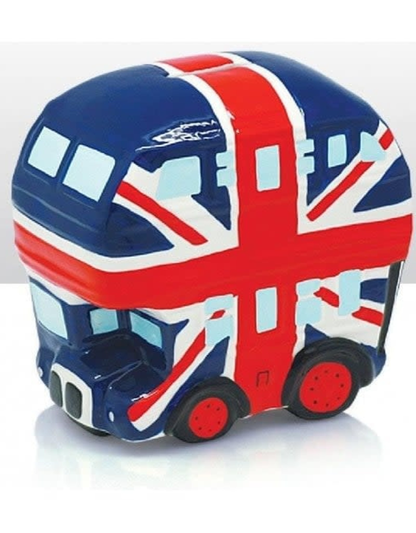 Elgate Union Jack Bus Moneybox