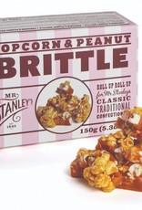 Mr Stanley's Popcorn & Peanut Brittle