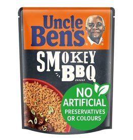 Uncle Bens Uncle Bens Smokey BBQ 250g
