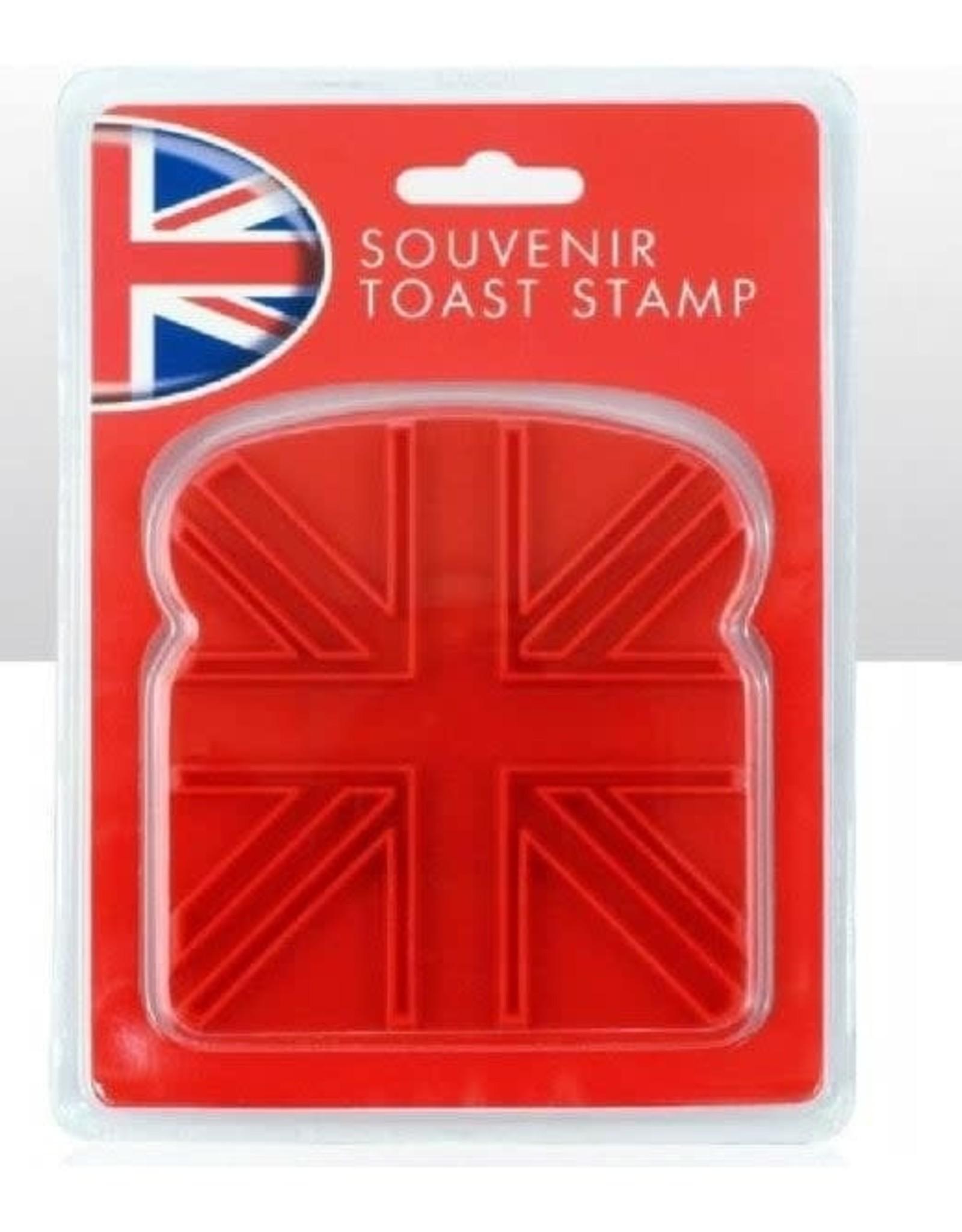 Elgate Vinyl Toast Stamp Union Jack