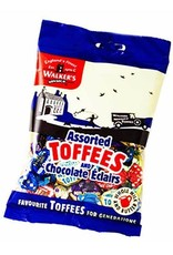 Walker's Walker's Assorted Toffees And Chocolate Eclairs