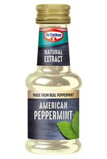 Dr Oetker Dr Oetker Natural American Peppermint Extract 35ml