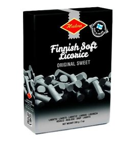 Halva Finnish Filled Liquorice Box 200 g